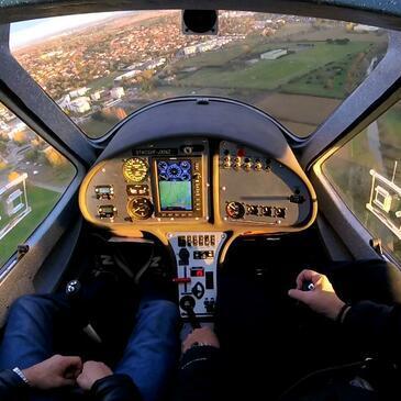 Initiation au Pilotage d'Avion ULM à Toulouse
