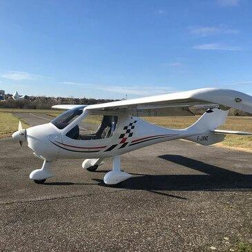 Aérodrome Toulouse Lasbordes, Haute Garonne (31) - Pilotage ULM