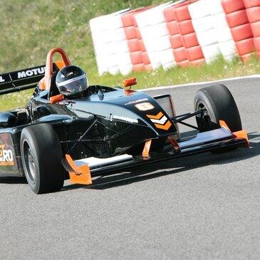 Stage de pilotage Formule 3, département Gers