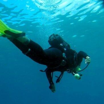 Plongée sous marine Brevet, département Côte d'or