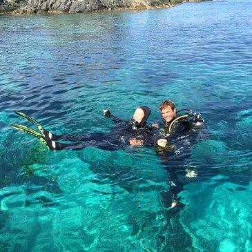 Ajaccio, Corse du Sud (2A) - Baptême de plongée