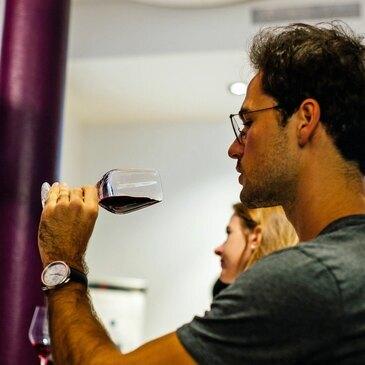 Atelier Dégustation de Vin à Bordeaux