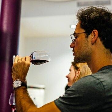 Atelier Dégustation de Vin à Lyon