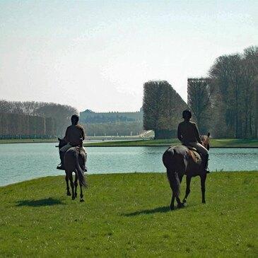 Balade à Cheval Privative à Versailles