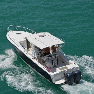 Permis bateau, département Finistère