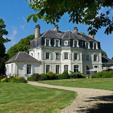 Week end dans un Château, département Pas de calais