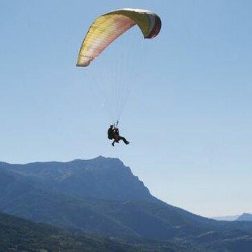 Week end dans les Airs, département Hautes Alpes