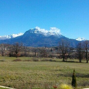 Week-end Détente et Survol du Lac de Serre-Ponçon en Parapente en région Provence-Alpes-Côte d'Azur et Corse