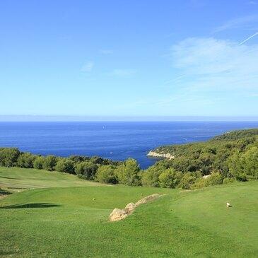 Week-end Golf à Saint-Cyr-sur-Mer