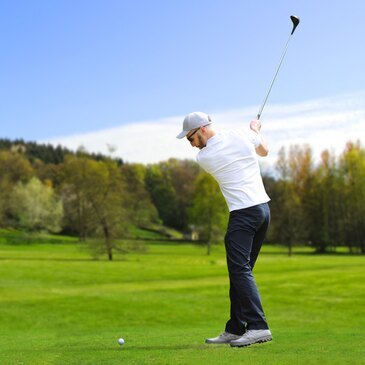 Week end Golf, département Var
