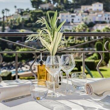 Week end Gastronomique proche Saint-Cyr-sur-Mer