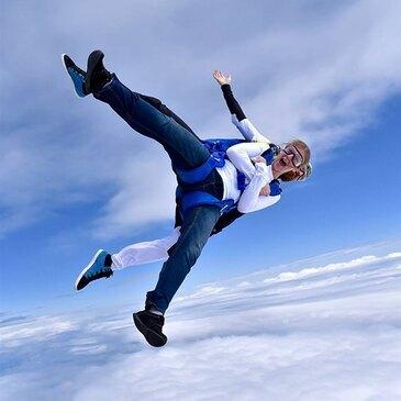 Saut en Parachute Tandem et Chute Libre en Soufflerie à Gap Tallard