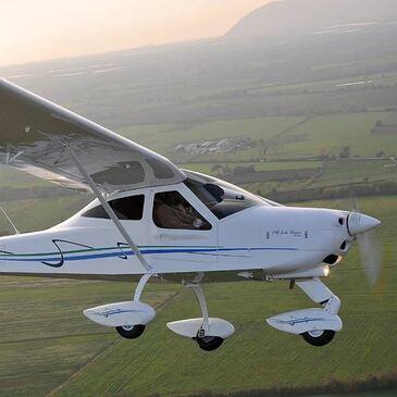 Initiation au Pilotage d'Avion à Royan