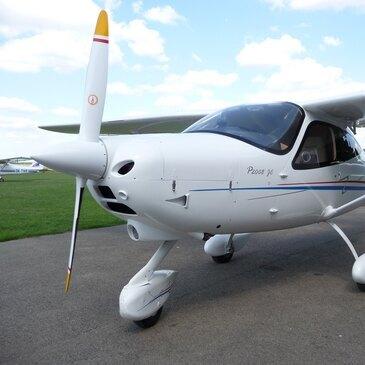 Stage initiation avion en région Poitou-Charentes