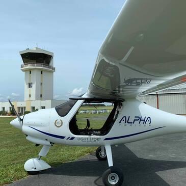 Initiation au Pilotage d'Avion à Royan en région Poitou-Charentes