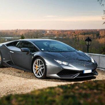 Stage sur Route en Lamborghini Huracan à Tours