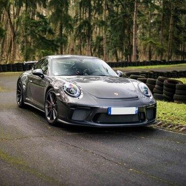 Stage sur Route en Porsche 991 GT3 à Tours