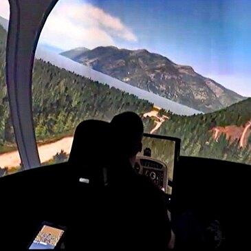 Simulateur de Vol en Hélicoptère à Toussus-le-Noble
