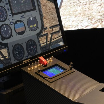 Offrir Simulateur de Vol en Ile-de-France