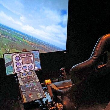Aérodrome de Toussus-le-Noble, Yvelines (78) - Simulateur de Vol