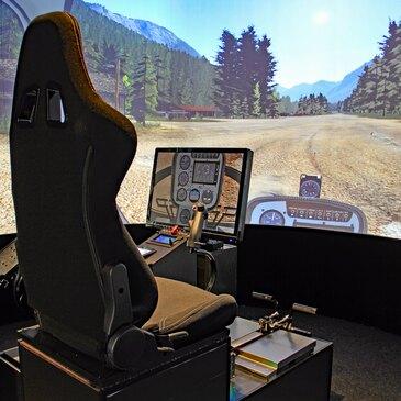 Simulateur de Vol proche Aérodrome de Toussus-le-Noble