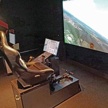 Réserver Simulateur de Vol en Ile-de-France