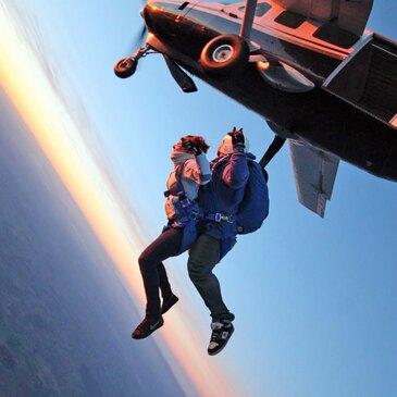 Saut en parachute en région Champagne-Ardenne