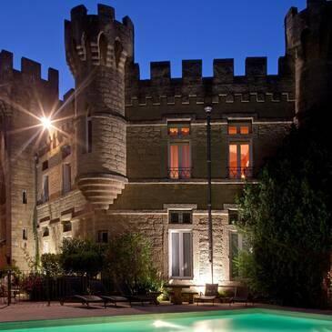Nuit au château des Fines Roches