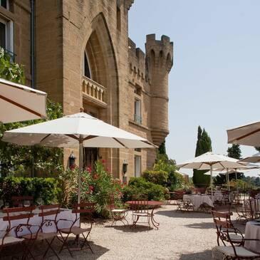 Week-end Gastronomique au Château des Fines Roches