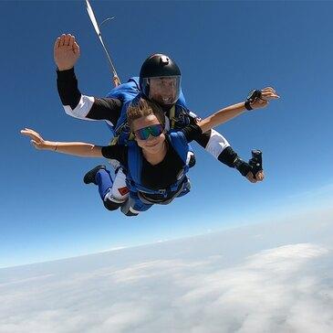 Saut en Parachute Tandem à Soulac-sur-Mer