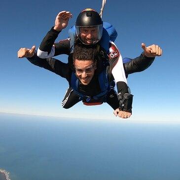 Saut en parachute proche Aérodrome de Soulac-sur-Mer