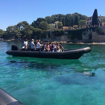 Balade en bateau en région PACA et Corse