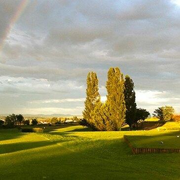 Villerest, à 10 min de Roanne, Loire (42) - Week end Golf