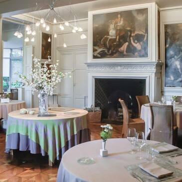 Week-end Gourmand au Château de Champlong à Roanne