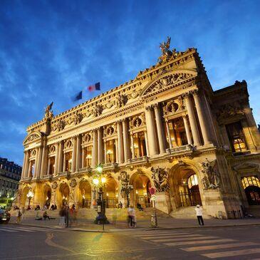 Paris-centre, Paris (75) - Activité Insolite