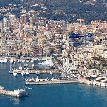 Monaco (98) Provence-Alpes-Côte d'Azur et Corse - SPORT AERIEN