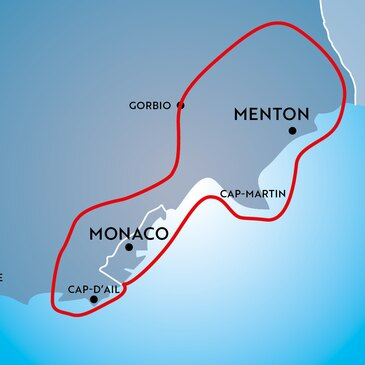 Baptême en Hélicoptère à Monaco en région Provence-Alpes-Côte d'Azur et Corse