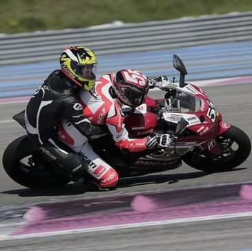 Baptême Moto Sensations - Circuit Paul Ricard Piste GP