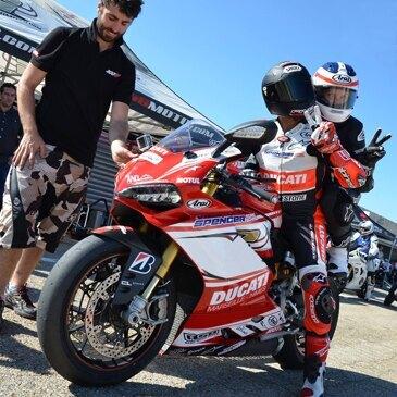 Baptême Moto sur Circuit, département Var