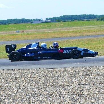 Baptême en Formule Renault - Circuit de Fontenay-le-Comte