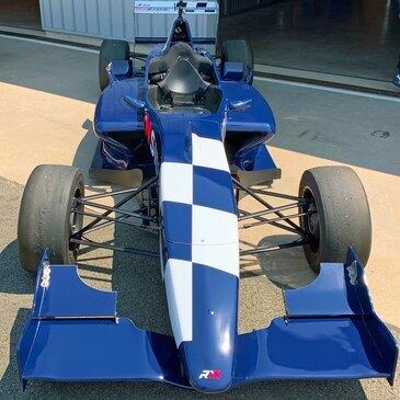 Baptême en Formule 1 en région Pays-de-la-Loire