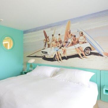 Week-end Nage avec les Dauphins en Hôtel 4* à Cannes