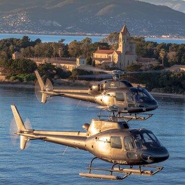 Mandelieu, Alpes Maritimes (06) - Week end dans les Airs