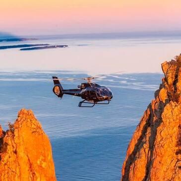 Week-end Baptême en Hélicoptère à Cannes en région Provence-Alpes-Côte d'Azur et Corse