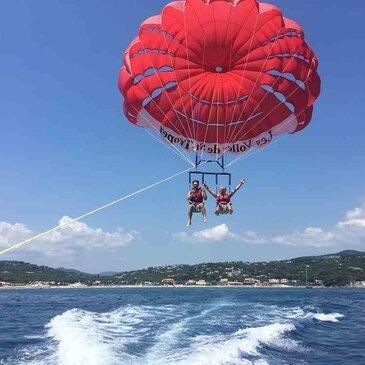 Parachute Ascensionnel à Canet-en-Roussillon