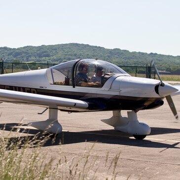 Initiation au Pilotage d'Avion à Nancy