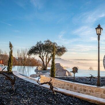 Lauzerte, à 40 min de Montauban, Tarn et garonne (82) - Week end Gastronomique