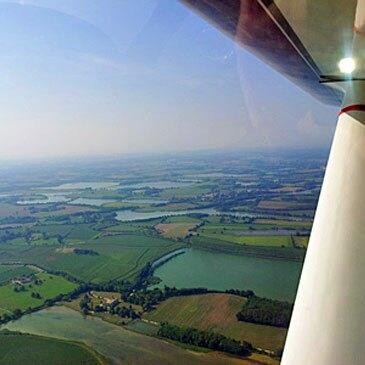 Pilotage d'ULM Multiaxe à Villefranche-sur-Saône