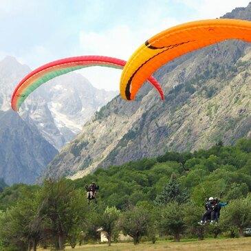 Alpes de Haute Provence (04) Provence-Alpes-Côte d'Azur et Corse - SPORT AERIEN