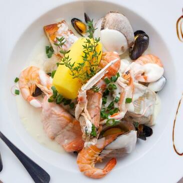 Criel-sur-Mer, à 30 min de Dieppe, Seine maritime (76) - Week end Gastronomique